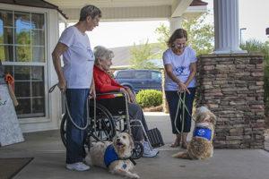 Woodbury Wellness & Rehabilitation Therapy Dogs