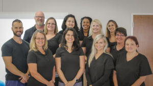 Outpatient Therapy Team