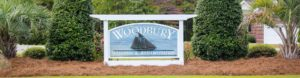 Woodbury Sign